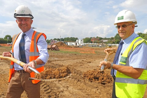 Press Release~Crocus Homes set to build another successful development for the Acle community