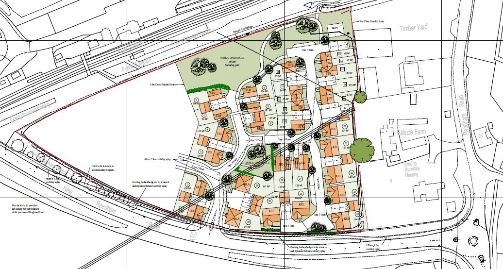 New Site at Reedham Road in Acle now acquired, with Phase 1 consisting of 30 homes.